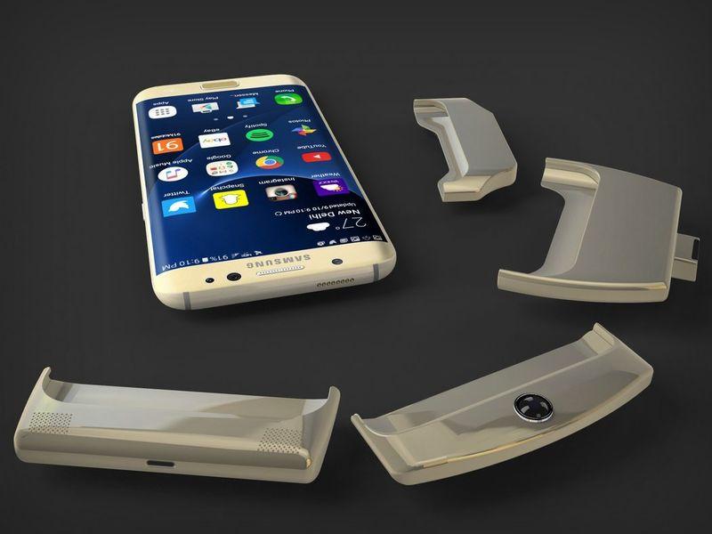 Attachable Module Smartphones