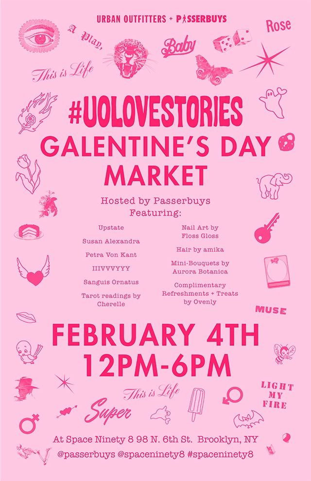 Galentine's Day Pop-Ups