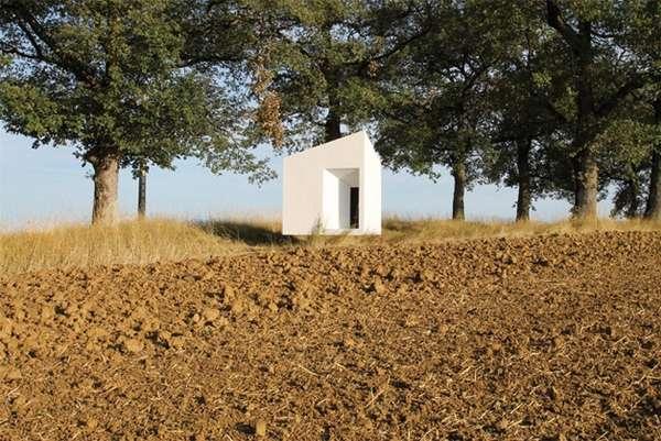 Remote Minimalism Architecture