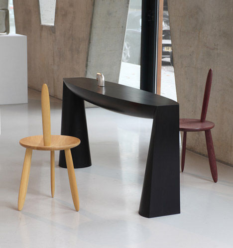 Ambiguous Sculptural Furniture