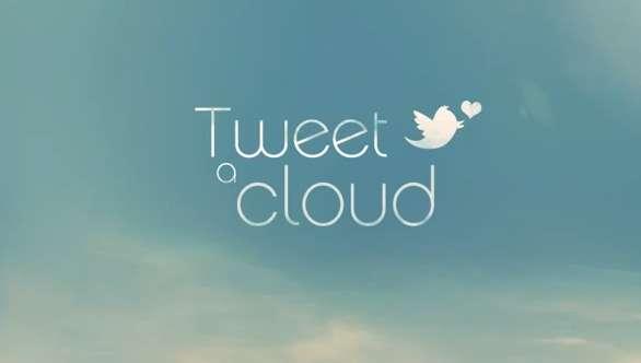 Foam Gift-Sending Tweets