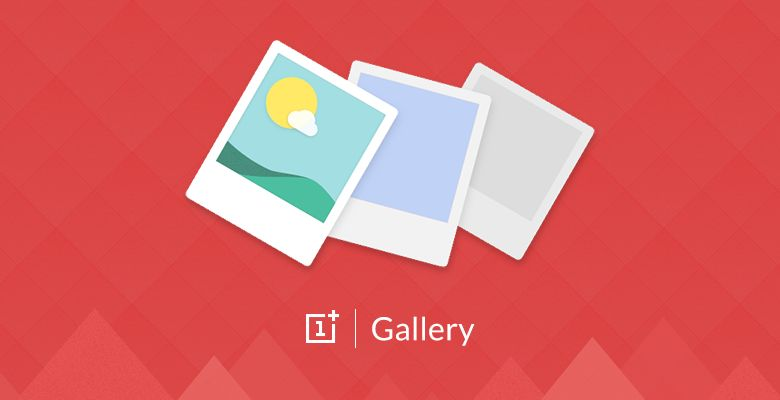 Streamlined Gallery Apps