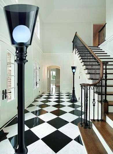 Indoor Street Lamps