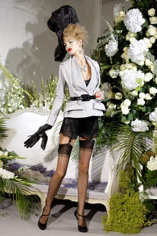 Couture Unmentionables