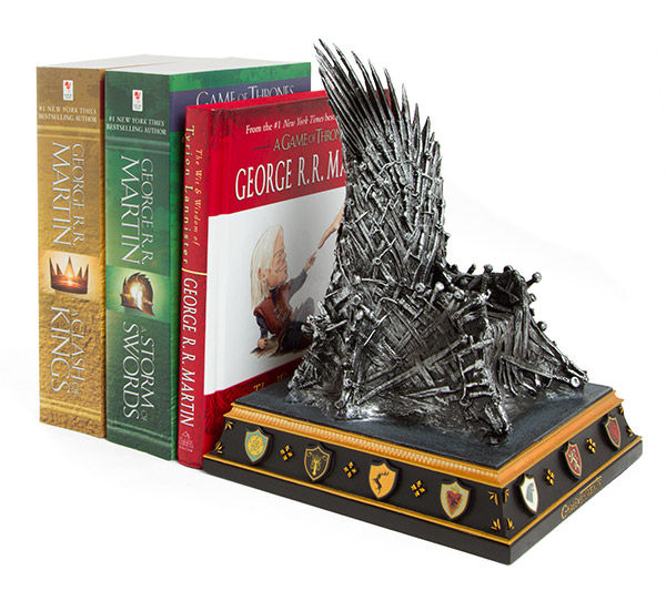 Sword-Cast Book Ends