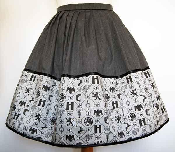 Fantasy Emblem Skirts
