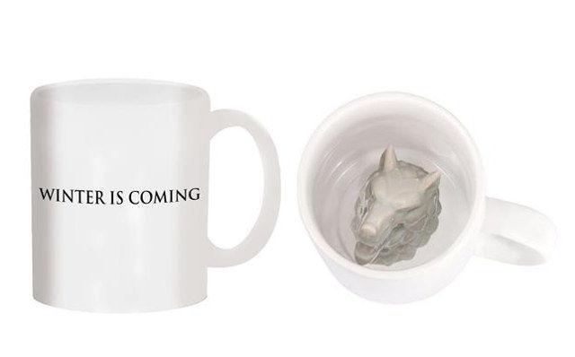 Fantasy Wolf Mugs