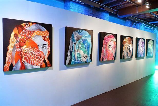 Artful Fantasy Exhibits
