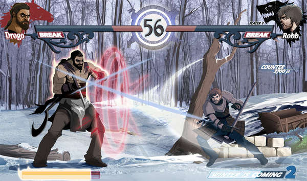 Game of Thrones fighting