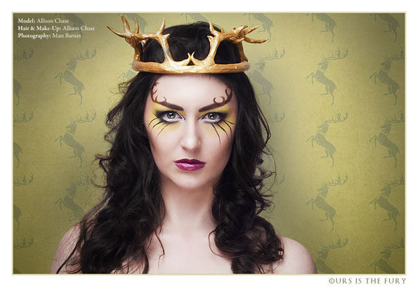 Medieval Fantasy Makeup