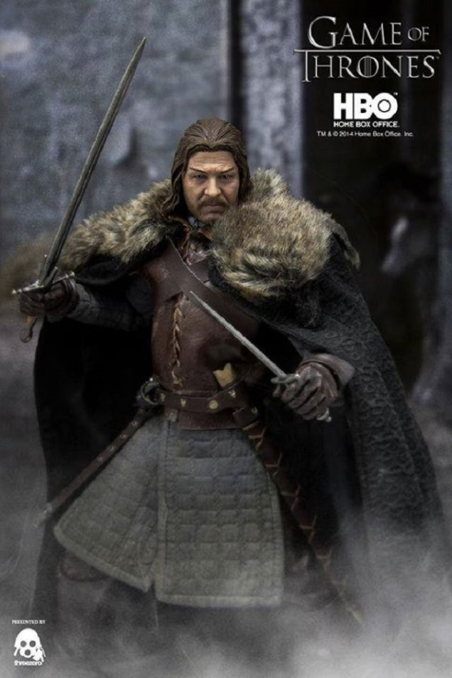Fantasy Character Figurines