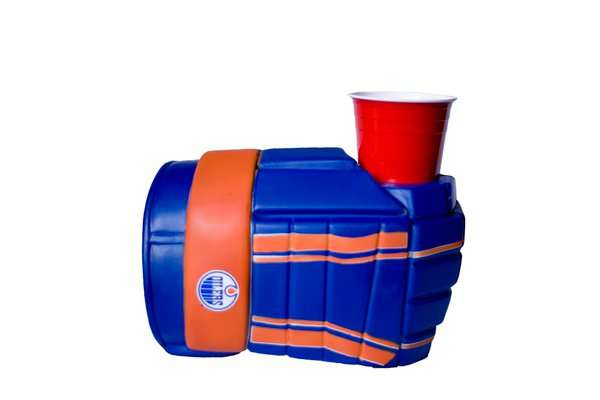 Hockey-Loving Cup Holders