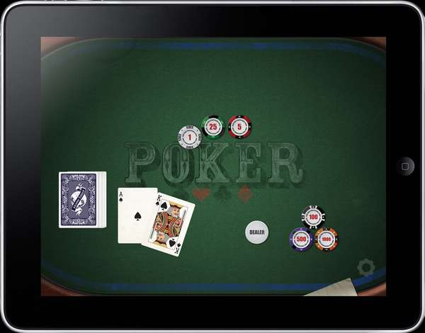Game Table App