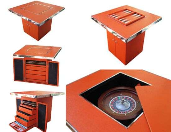 $22,500 Game Tables