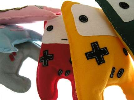 Gameboy Plushies