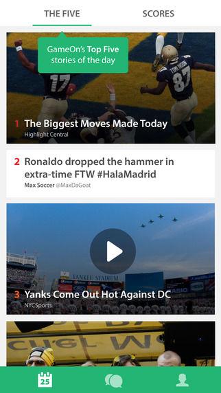 Social Sports Apps