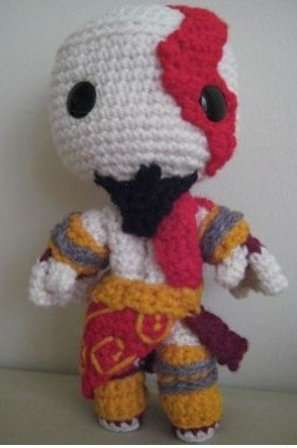 Gamer Amigurumi Dolls
