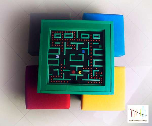 Game-Centred Coffee Tables