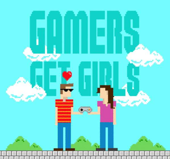 Gamers only dating site