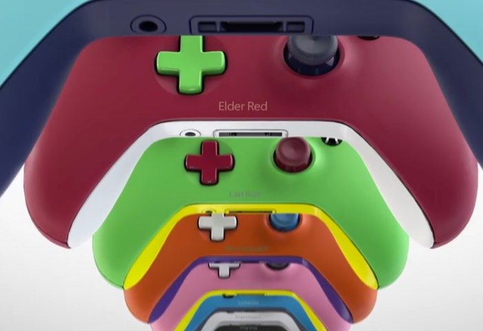 Customized Video Game Controllers