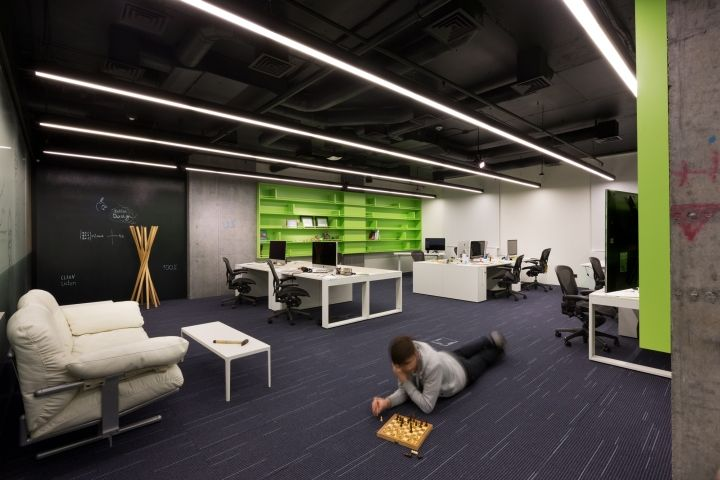 Gamified Work Spaces