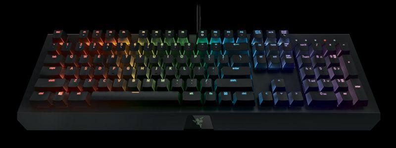 Stripped-Down Gaming Keyboards