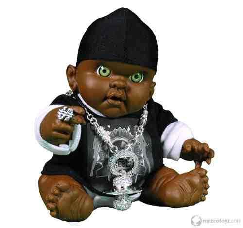 Badass Baby Dolls