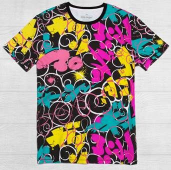 Limited-Edition Graphic Tees