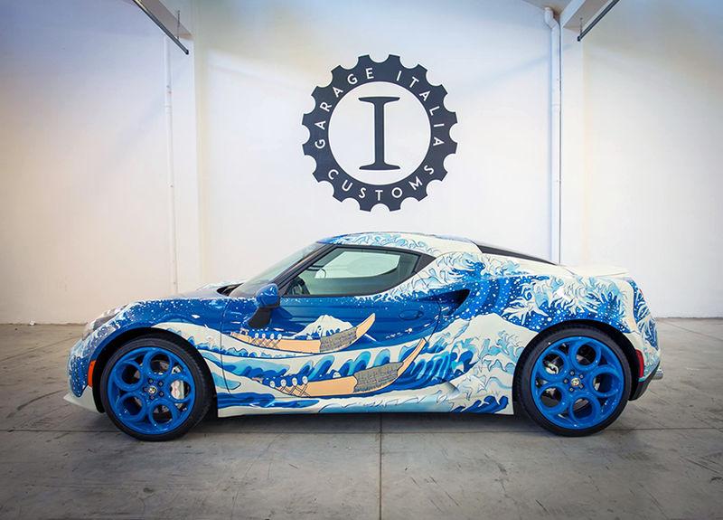 Oceanic Luxury Car Designs