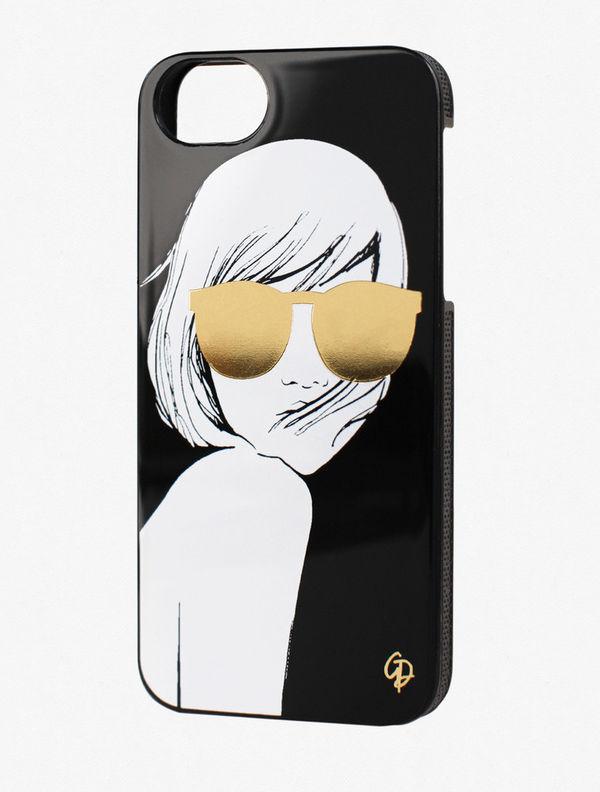 Chic Parisian Smartphone Shells
