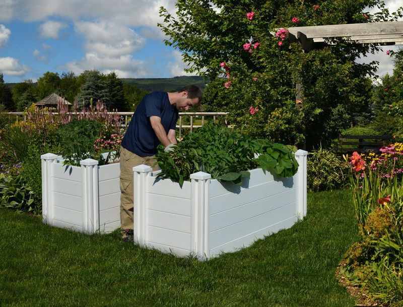 Sustainable Garden Beds