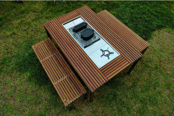 Multi-Functional Grill Tops