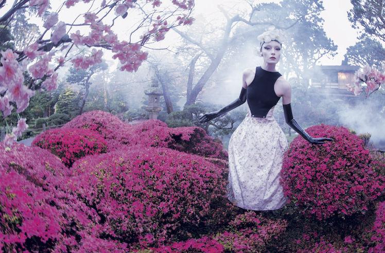 Blossoming Spring Fashion