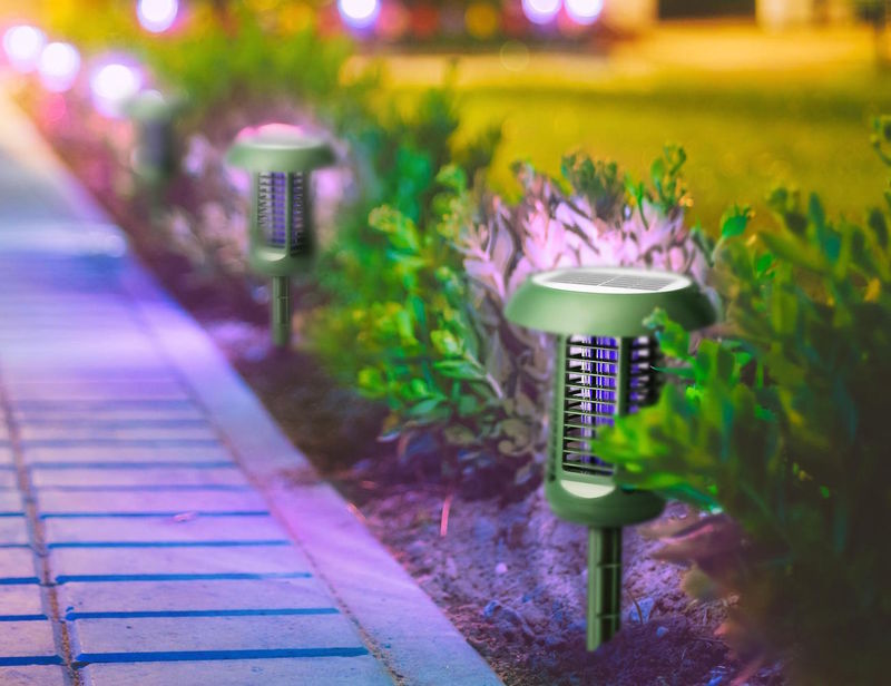 Eco Garden Bug Zappers