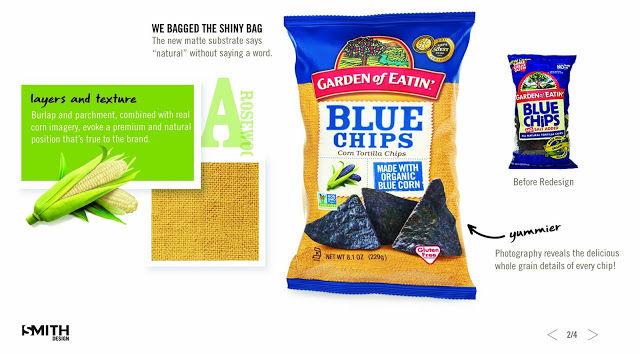 Organic Chip Branding