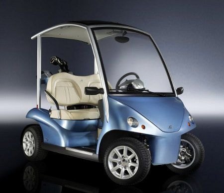 Street-Legal Golf Carts