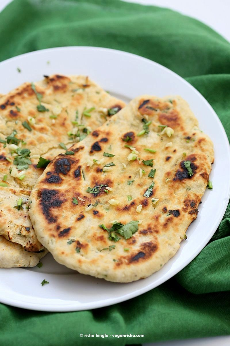 Roti Vegan Garlic Breads