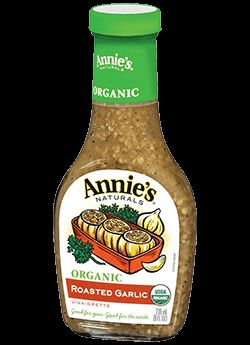 GMO-Free Garlic Vinaigrettes