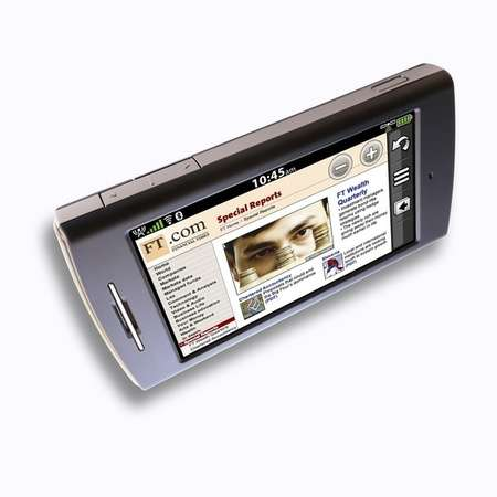 GPS Touchscreen Phone