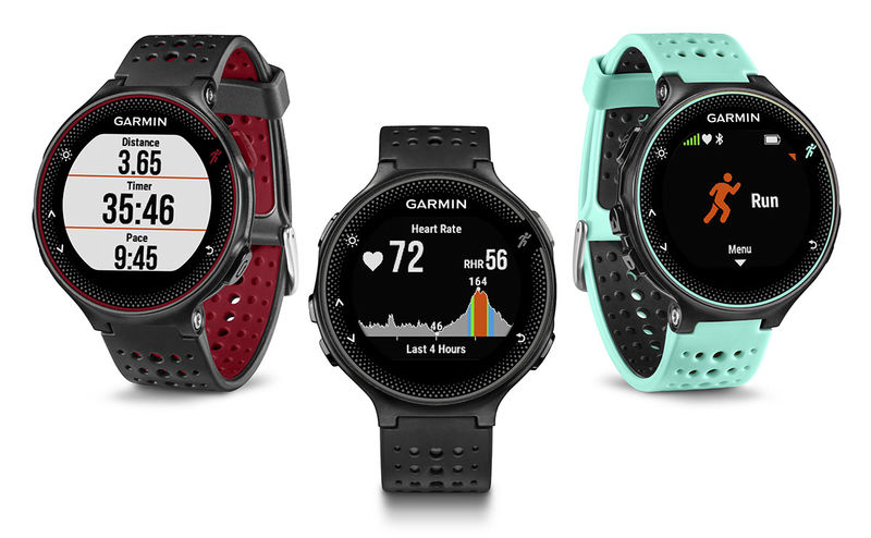 Heart-Monitoring Sport Watches