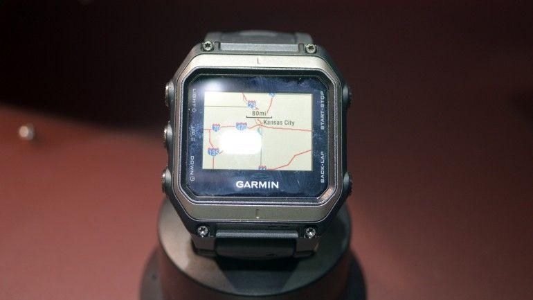 Sport-Focused Smartwatches