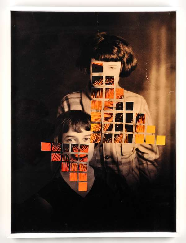 Garrett Pruter Collages