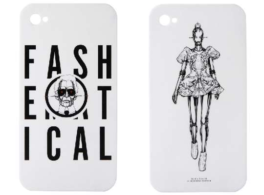 Fashion Sketch Phone Covers