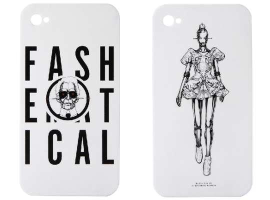 Fashion Sketch Phone Covers