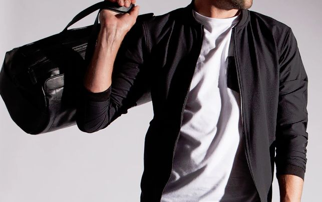 Ethically Produced Transitional Jackets