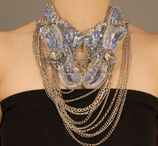 Tangled Neck Accessories