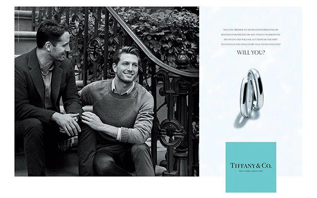 Same-Sex Jewelry Ads