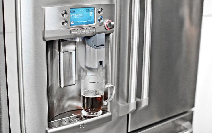 Coffee Brewing Fridges