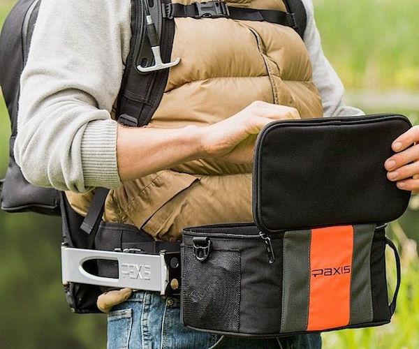 Outdoor Modular Backpacks