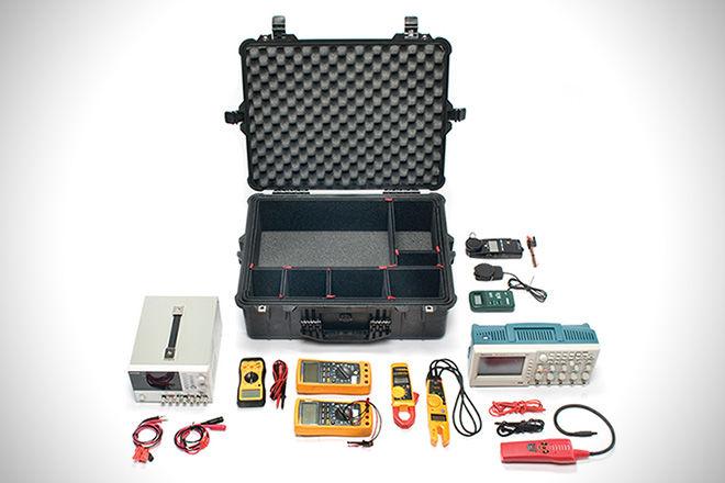 Lightweight Gear Cases